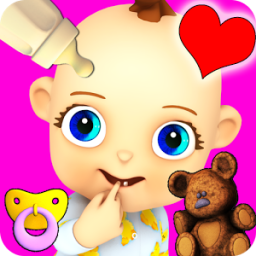 My Baby: Baby Girl Babsy App by Kaufcom Games Apps Widgets