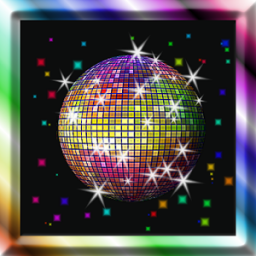 Summer Disco Ball LWP App by 1473labs