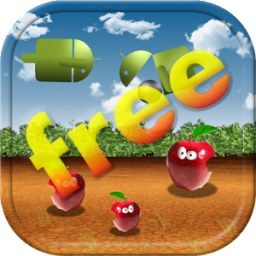 Bombs On Apples Free LWP App by 1473labs