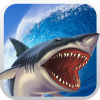 Clumsy Shark Fish App by MouthShut Games