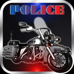 Xtreme Police Moto Racer Bike App by MouthShut Games