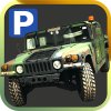 Military Trucker Parking Sim app by MouthShut Games