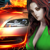 Turbo Hot Speed Car Racing 3D App by MouthShut Games