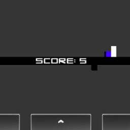Twin Blocks Addictive Retro App by Patrick König
