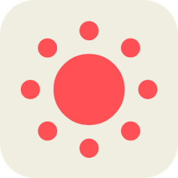 Wheel and Balls App by Shape & Colors