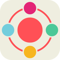 Rotate - Four Colors App by Shape & Colors