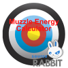 Muzzle Energy Calculator App by SourceRabbit