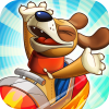 Nutty Fluffies Rollercoaster App by Ubisoft Entertainment