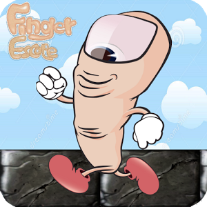 Finger Escape App by BrokeLabs