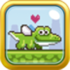 Flappy Crocodile App by Cooldatasoft