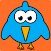 Hoppy Floppy Blue Bird App by Dodge Vision LLC