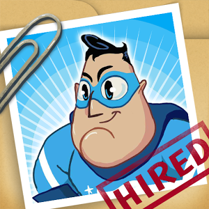 Middle Manager of Justice App by Double Fine Productions