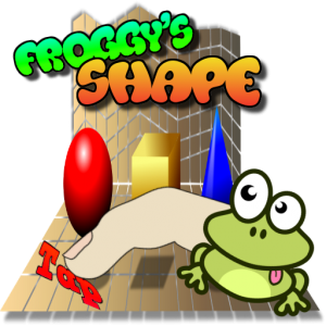 Froggy's Shape Tap App by Froggy Apps