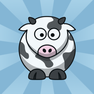 Falling Cows App by Fulliapps