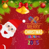 Merry Christmas Coloring 2015 App by Fun Palace