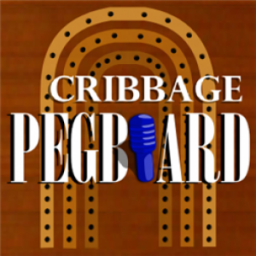 Cribbage PegBoard App by Games By Post