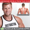 Muscle Building Back Shoulders app by iGlimpse Limited