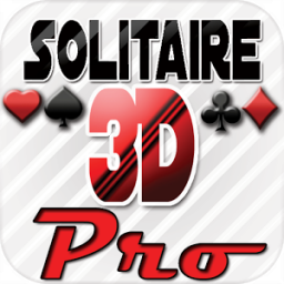Solitaire 3D Pro App by Jawfin Developments