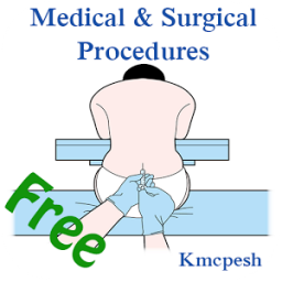 Medical Procedures Free App by Kmcpesh