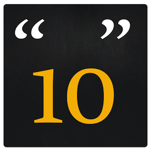 Top 10 Author Quotes App by LovePoint