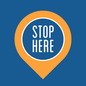 Stop Here App by Metro Trains
