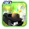 Halloween Car 3D App by MuFa Games