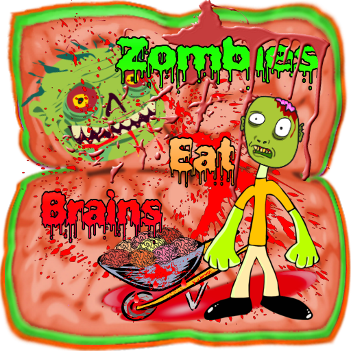 Zombies Eat Brains App by MyZUMBi!