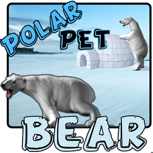 Polar Bear Pet App by Pets Grude