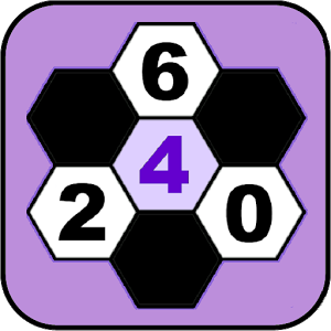 Math Hexagon Puzzles App by RikkiGames