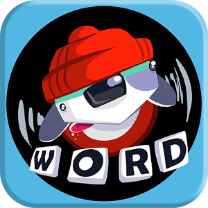 Word Up Dog App by Sarah Northway
