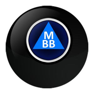 Magic Black Ball App by SmartyPantsGaming