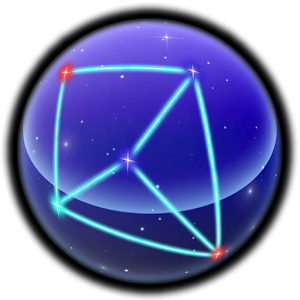 Untangle Stars App by SpiralTime