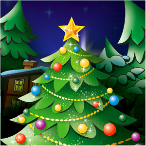 Christmas Tree wallpaper App by theia.mobi