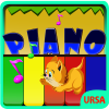 Kids Piano - Baby Games App by Ursa Games