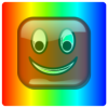 Toddler Rainbow Draw App by WaZUMBi!