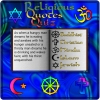 Religious Quotes Quiz App by WaZUMBi!