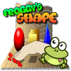 Froggy's Shape Tap App by WaZUMBi!