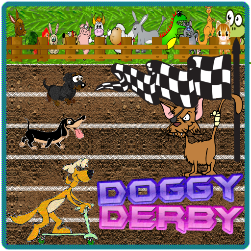 Doggy Derby App by WaZUMBi!