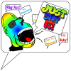 Just Say It! App by WaZUMBi!