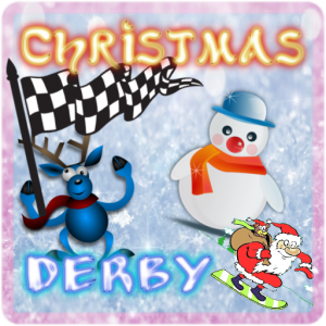Christmas Derby App by WaZUMBi!