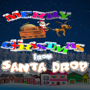 Santa Drop App by WaZUMBi!