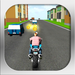 Motorcycle Run App by Web-Page.org
