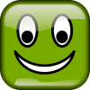 +happy+smiley+emoticon+emoji+green+ clipart