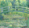 +art+painting+Monet+The+Water+Lily+Pond+ clipart