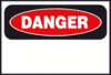 +sign+information+danger+ clipart