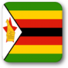 +flag+emblem+country+zimbabwe+square+shadow+ clipart