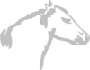 +animal+mammal+horse+watermark+ clipart