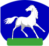 +animal+ungulate+mammal+Equidae+horse+plaque+ clipart