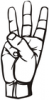 +signal+german+sign+language+hand+communication+w+ clipart
