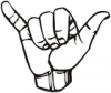 +signal+german+sign+language+hand+communication+y+ clipart